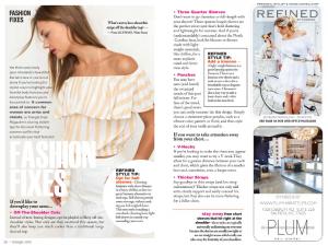 Stylist Magazine Feature